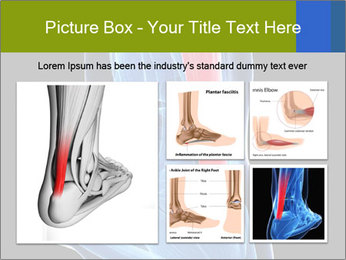 3d rendered PowerPoint Template - Slide 19