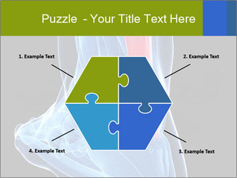 3d rendered PowerPoint Template - Slide 40