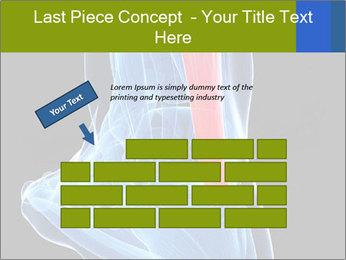 3d rendered PowerPoint Template - Slide 46