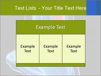3d rendered PowerPoint Template - Slide 59