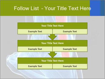 3d rendered PowerPoint Template - Slide 60