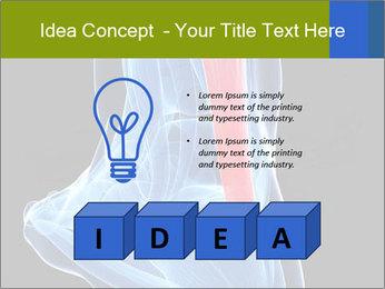 3d rendered PowerPoint Template - Slide 80