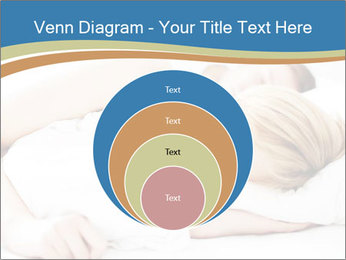 Portrait of couple sleeping PowerPoint Templates - Slide 34