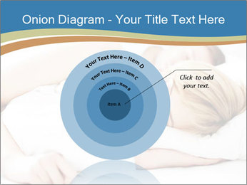 Portrait of couple sleeping PowerPoint Template - Slide 61