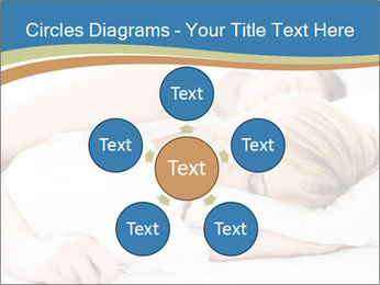 Portrait of couple sleeping PowerPoint Template - Slide 78