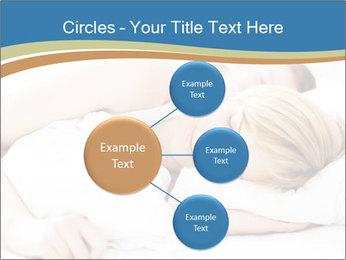 Portrait of couple sleeping PowerPoint Template - Slide 79