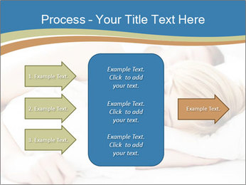 Portrait of couple sleeping PowerPoint Templates - Slide 85