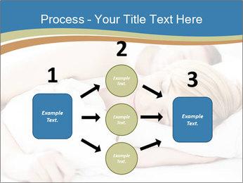 Portrait of couple sleeping PowerPoint Templates - Slide 92