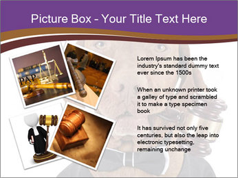 Golden color pure breed vizsla dog PowerPoint Template - Slide 23