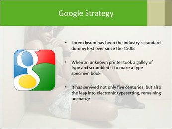 Fashion woman PowerPoint Templates - Slide 10