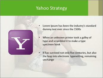 Fashion woman PowerPoint Templates - Slide 11