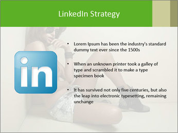 Fashion woman PowerPoint Templates - Slide 12