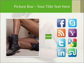Fashion woman PowerPoint Templates - Slide 21