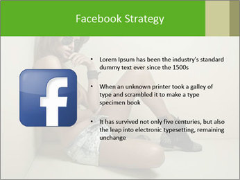 Fashion woman PowerPoint Templates - Slide 6