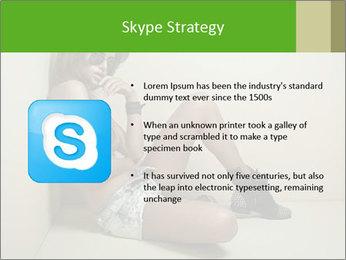 Fashion woman PowerPoint Templates - Slide 8