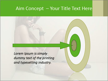 Fashion woman PowerPoint Templates - Slide 83