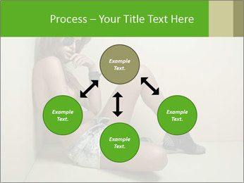 Fashion woman PowerPoint Templates - Slide 91