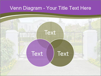 Big luxury custom made house PowerPoint Templates - Slide 33