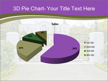 Big luxury custom made house PowerPoint Templates - Slide 35