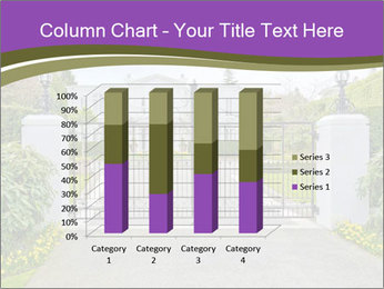 Big luxury custom made house PowerPoint Templates - Slide 50