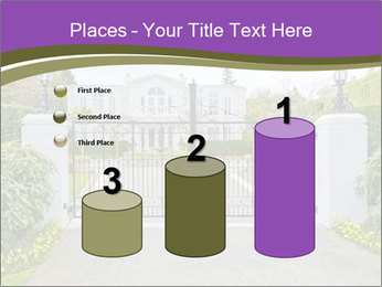 Big luxury custom made house PowerPoint Templates - Slide 65