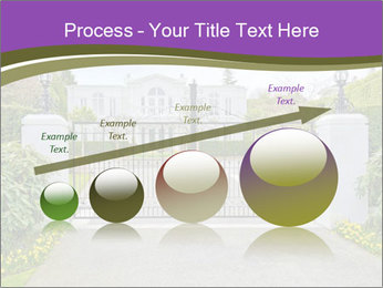 Big luxury custom made house PowerPoint Templates - Slide 87
