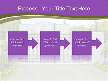 Big luxury custom made house PowerPoint Templates - Slide 88