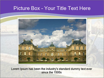Versailles castle near Paris PowerPoint Templates - Slide 15