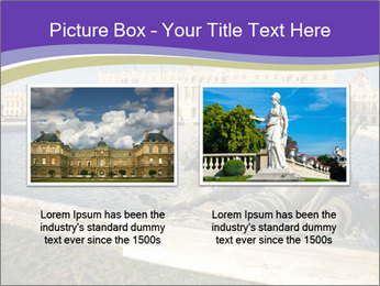 Versailles castle near Paris PowerPoint Templates - Slide 18
