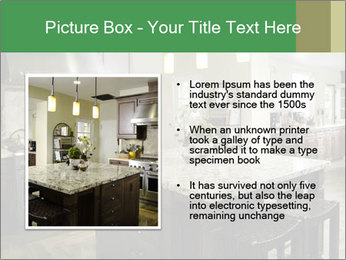 Kitchen Interior Home PowerPoint Templates - Slide 13