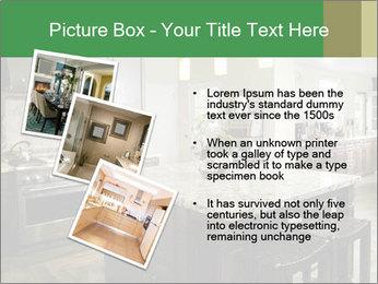 Kitchen Interior Home PowerPoint Templates - Slide 17