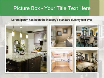 Kitchen Interior Home PowerPoint Templates - Slide 19