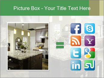 Kitchen Interior Home PowerPoint Templates - Slide 21