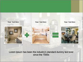 Kitchen Interior Home PowerPoint Templates - Slide 22