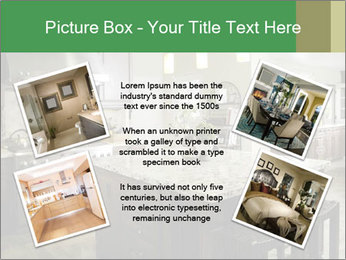 Kitchen Interior Home PowerPoint Templates - Slide 24