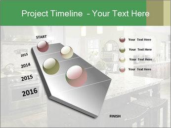 Kitchen Interior Home PowerPoint Templates - Slide 26