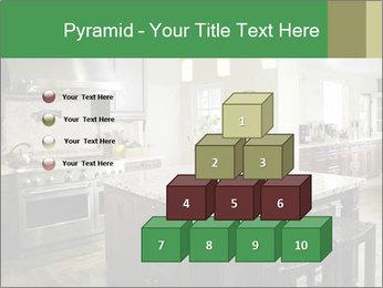 Kitchen Interior Home PowerPoint Templates - Slide 31