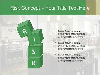 Kitchen Interior Home PowerPoint Templates - Slide 81