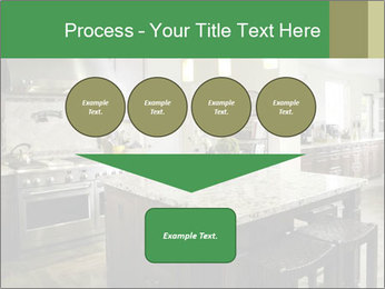 Kitchen Interior Home PowerPoint Templates - Slide 93
