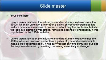 Beetroot PowerPoint Template - Slide 2