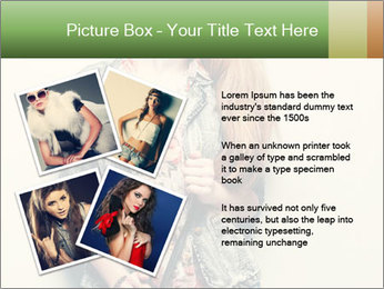 A photo of beautiful girl PowerPoint Templates - Slide 23
