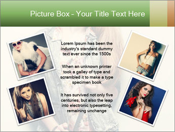 A photo of beautiful girl PowerPoint Templates - Slide 24