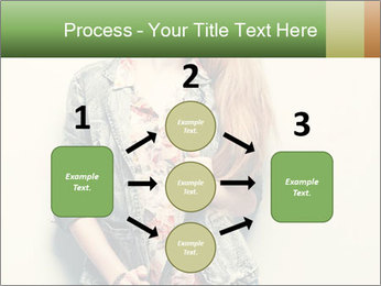 A photo of beautiful girl PowerPoint Templates - Slide 92