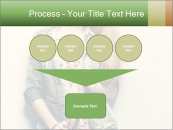 A photo of beautiful girl PowerPoint Templates - Slide 93