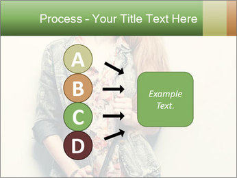 A photo of beautiful girl PowerPoint Templates - Slide 94