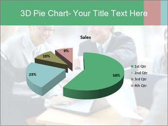Business meeting PowerPoint Templates - Slide 35