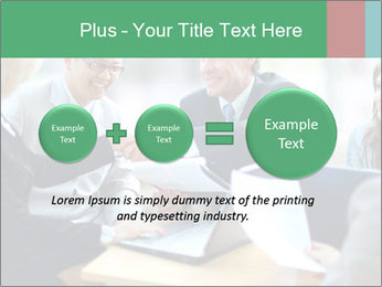 Business meeting PowerPoint Templates - Slide 75
