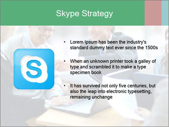 Business meeting PowerPoint Templates - Slide 8
