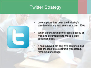 Business meeting PowerPoint Templates - Slide 9