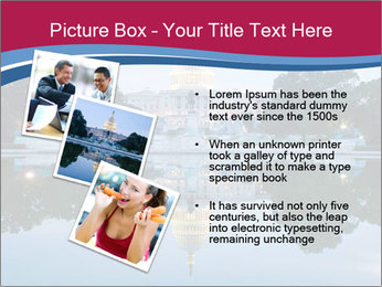 Government building PowerPoint Template - Slide 17